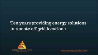 Online course: off grid solar power systems design 101