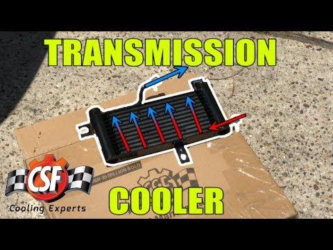 4th Gen 4Runner Transmission Cooler