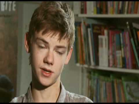 Thomas Sangster Some Dogs Bite Interview - YouTube
