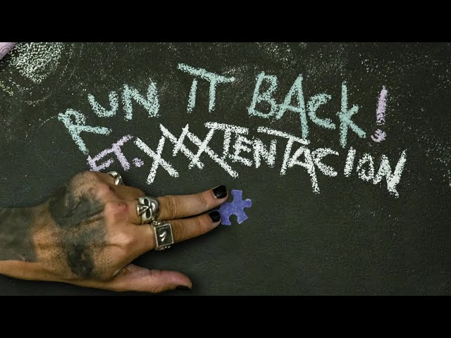 Craig Xen & XXXTENTACION - RUN IT BACK! (Audio)