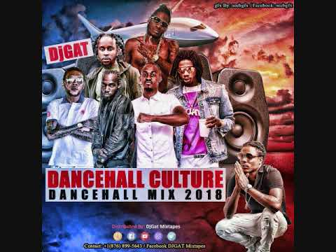 DJ GAT WE PRAY DANCEHALL X CULTURE MIX JANURARY 2018 [RAW] FT POPCAAN/ALKALINE/MASICKA 1876899-5643