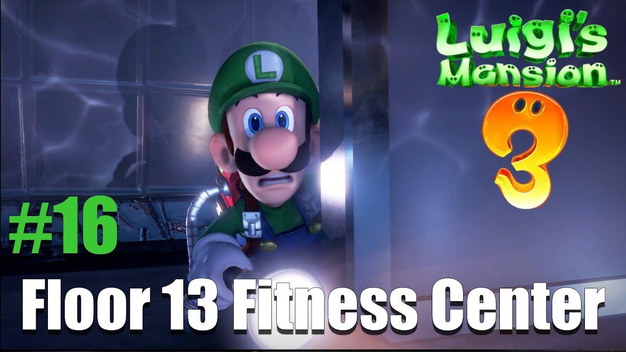 Luigi's Mansion 3 - Walkthrough #16