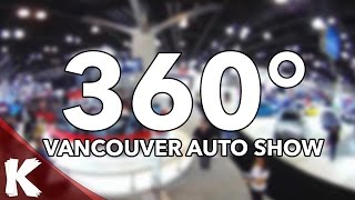 2017 Vancouver Auto Show  Magicsee P3 360 Camera  Well Lit Indoor & Outdoor Test