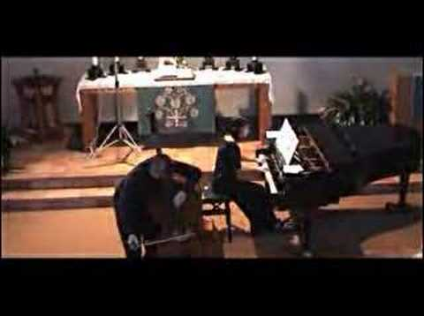 Furtok plays Bloch's Schelomo