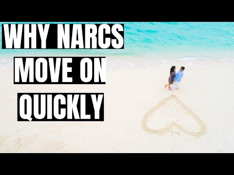 4 Reasons Why Narcissists Move On So Quickly After The Discard