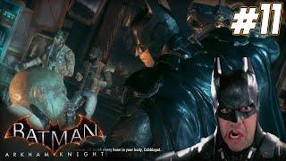 "Batman Arkham Knight Gameplay Walkthrough Part 11 - ""BATMAN VS. PENGUIN!!!"" 1080p HD PC"