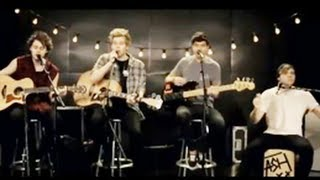 Repeat youtube video 5 Seconds Of Summer - Heartbreak Girl (Acoustic) @MTV PUSH