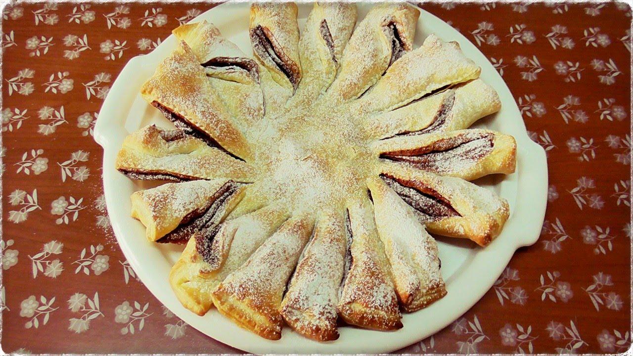 Ricette dolci veloci con pasta sfoglia pronta