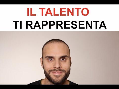Il talento ti rappresenta e parla attraverso i tuoi interessi.