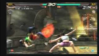 vuclip no91 ザフィーナ(たれ) vs シャオユウ(きる)