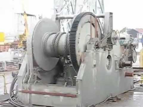 Offshore cables & winches made in china   Bourbon Offshore