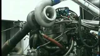 4 ROTOR ENGINE DYNO VIDEO 1664HP 1158lb/ft