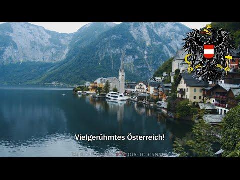National Anthem of Austria: Land der Berge, Land am Strome (full version)
