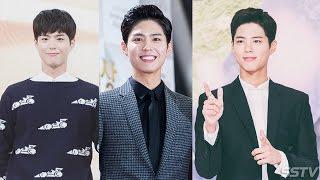 [SSTV] [★스타 패션] '구르미 그린 달빛' 박보검(PARKBOGUM), 훈훈한 수트핏에서 남친룩까지~ '매력에 빠져봐