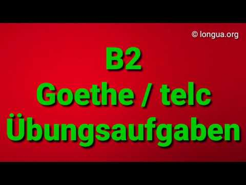 b2 goethe telc grammatik bungsaufgaben bausteine. Black Bedroom Furniture Sets. Home Design Ideas