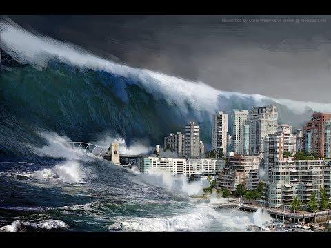 Terremoto de magnitude 9 2  iminente nos EUA