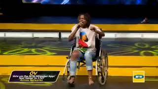 "MTN HITMAKER 7 | OV (Okailey Verse) Performs ""Tomorrow by Stonebwoy"""