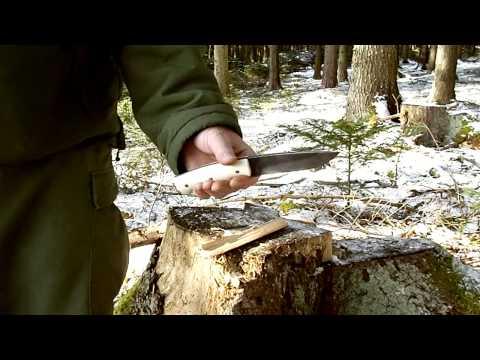 """Bushcraft nůž od """"Zerga"""" II"""