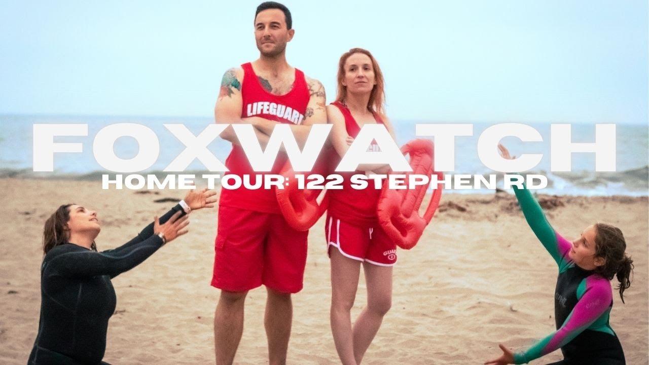 Foxwatch Home Tour!