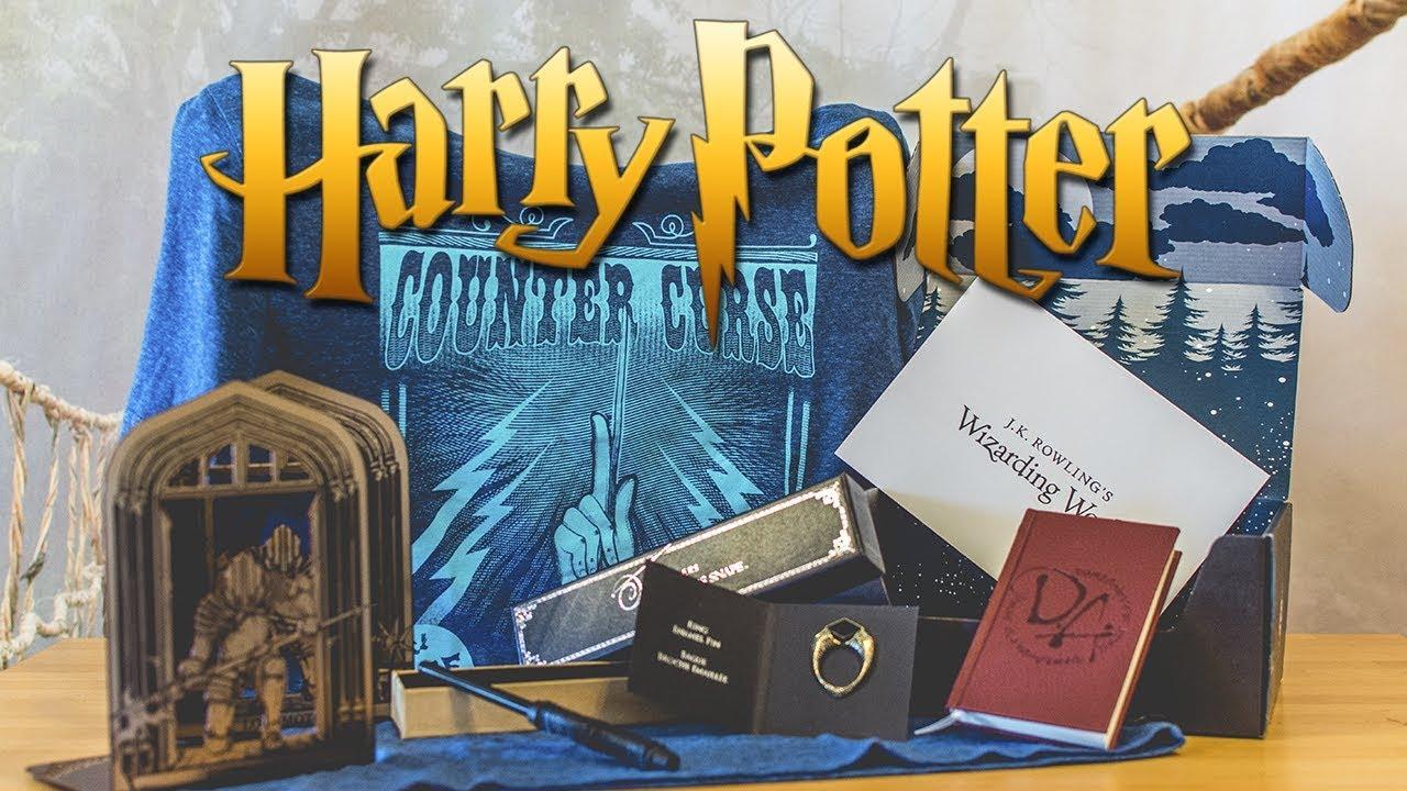 Harry Potter Loot Crate Unboxing | Sweet Smi