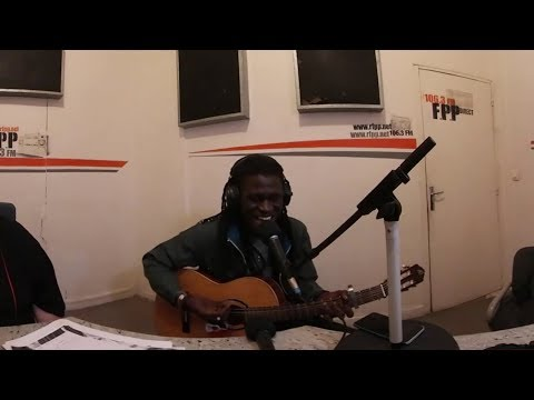 LIDIOP - Freestyle 360° at Party Time Radio Show - 11 MARS 2018