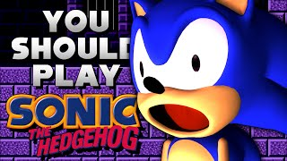 YOU SHOULD PLAY SONIC THE HEDGEHOG - RadicalSoda