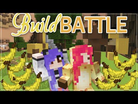 Minecraft: TEAM BUILD BATTLE ♡ Animals!