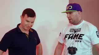 """Fame MMA 3 - Mnich """"mój przeciwnik to c*pka"""""""
