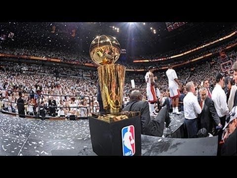 2013 NBA Finals Series Recap: Spurs Vs Heat