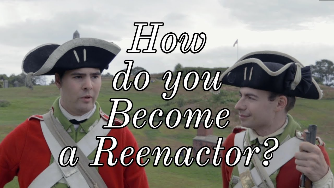 Download How Do You Become a Reenactor? (Ft. Chris P.)