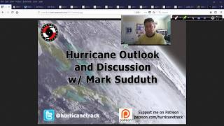 Hurricane Outlook and Discussion for September 7, 2018