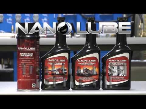 Nano Lube - Treats the Metal, Not the Oil