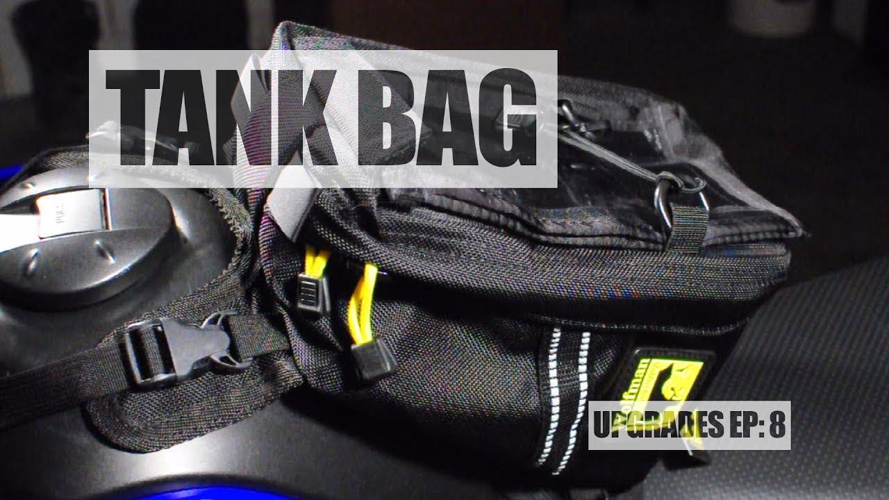 Xt250 Upgrades Episode 8 Wolfman Enduro Tank Bag