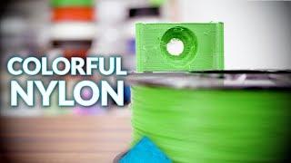 No more monotonous Nylon filament? Breathe-3DP Phoenix review #Filaween2 Mp3