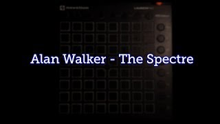 Video Alan Walker - The Spectre Launchpad MK2 Cover download MP3, 3GP, MP4, WEBM, AVI, FLV Agustus 2018