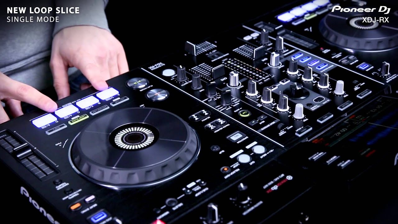 Pioneer XDJ RX Official Introduction