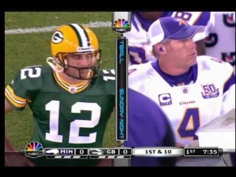 2010 Week 7 - Vikings @ Packers