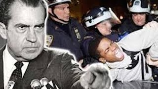Nixon Invented War On Drugs To Attack Black People And Leftists