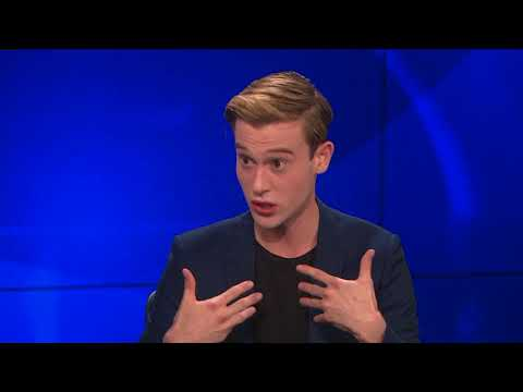 """Tyler Henry on How he Helps People with his Gift & """"Hollywood Medium with Tyler Henry"""""""