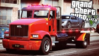 GTA 5 - REPO Ep1 - First Repossession Goes Wrong!!