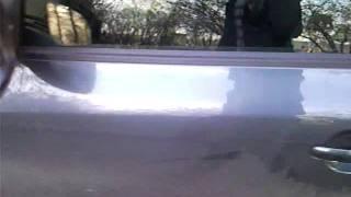 Skoda Fabia - Поворотники (покраска лампочек)
