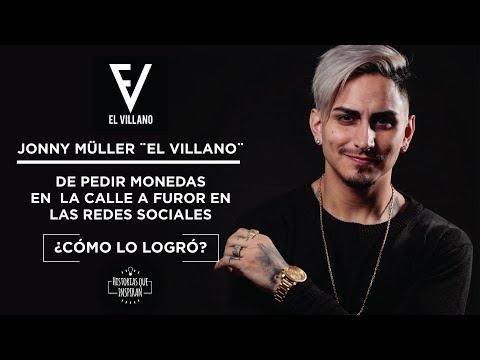 Historias que inspiran. La historia de El Villano. Programa completo.