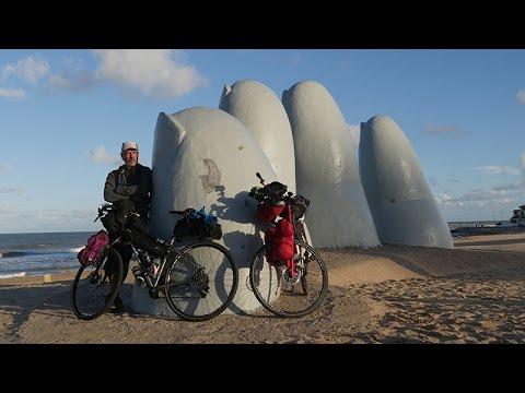 Sud America in bici. Da Asuncion a Montevideo. Sergio Borroni. GH5 & DJI Mavic