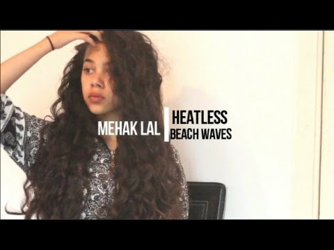 HEATLESS BEACH WAVES TUTORIAL