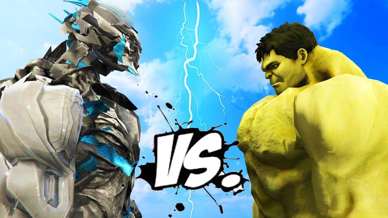 the hulk vs savitar the god of speed youtube