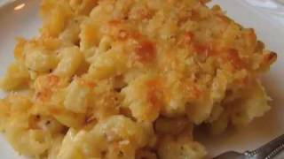 Macaroni And Cheese Recipe - Tom Jefferson's Mac And Cheese