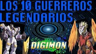 Digimon/Los 10 Guerreros que salvaron el digimundo (loquendo)