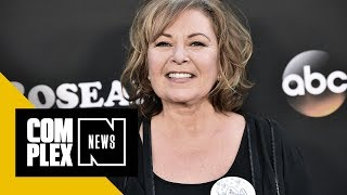 'Roseanne' Canceled Over Roseanne Barr's Racist Tweets