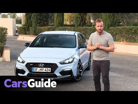 Hyundai i30 N 2017 review first drive video