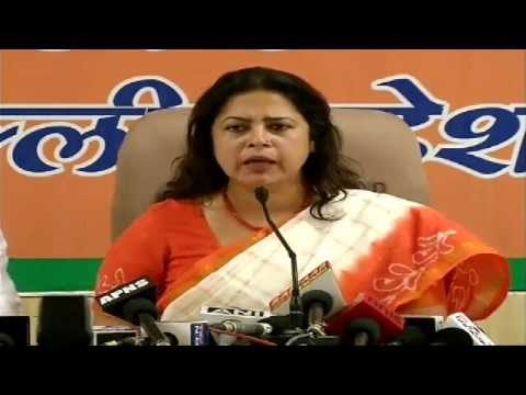 Immediate steps to be taken to make traffic free & clean Delhi: Smt. Meenakshi Lekhi